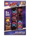 LEGO 8021452 Kinderhorloge The LEGO Movie 2 - Wildstyle