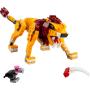 LEGO 31112 Wilde leeuw