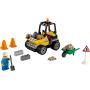 LEGO 60284 Wegenbouwtruck