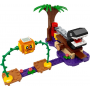 LEGO 71381 Uitbreidingsset: Chain Chomp-junglegevecht
