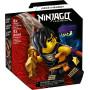 LEGO 71733 Epische Strijd set - Cole tegen Spookstrijder