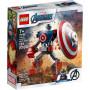 LEGO 76168 Captain America mechapantser
