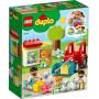 LEGO 10950 Landbouwtractor en dieren verzorgen