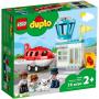 LEGO 10961 Vliegtuig & vliegveld