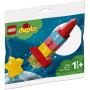 LEGO 30332 Mijn eerste ruimteraket polybag