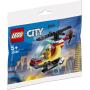 LEGO 30566 Brandweerhelikopter polybag