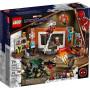 LEGO 76185 Spider-Man bij de Sanctum uitvalsbasis